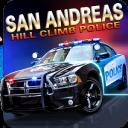 San Andreas Hill Climb Police