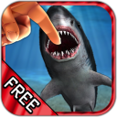 Shark Fingers 3D Aquarium FREE