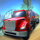 Uphill Oil Truck Driving 3D