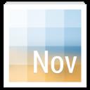 Month: Calendar Widget