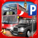 3D London City Car Parking Simulator
