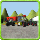 Heavy Farm Transporter 3D