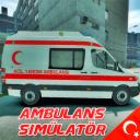 Ambulans Sürme Oyunu 3D