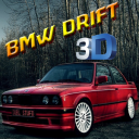 Bmw E30 Drift Parking 3D
