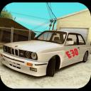 E30 Drift Drag 3D Simulator