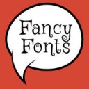 Fancy Fonts