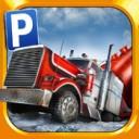 3D Ice Road Trucker Parking