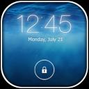 IOS 8 Lock Screen
