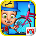 Kids Cycle Repairing