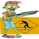 Laser Vs Zombies
