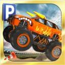 Monster Truck Jam Parking Simulator