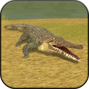 Wild Crocodile Simulator 3D