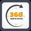360 Ball in Circle