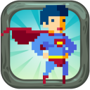 Pixel Superhero Adventures