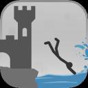 Stickman Flip Diving
