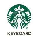 Starbucks Keyboard