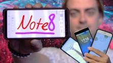 Samsung Note 8 İnceleme