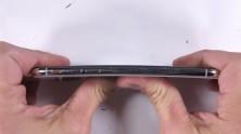 Kapsamlı iPhone X Çizilme, Bükülme, Yanma Testi