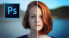 Photoshop'la Saç Rengi Nasıl Değiştirilir?