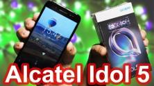 Alcatel Idol 5 Kutu Açılışı - Kulaklık Büyük Üzdü