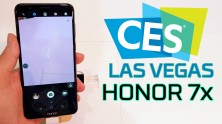 2018'in Bütçe Telefonu Adayı! Huawei Honor 7x - CES 2018 Özel