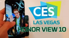 Huawei Honor View 10 Ön İnceleme - CES 2018 Özel