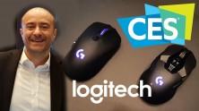 Logitech'den Bomba Gibi Yenilikler! - CES 2018 Özel
