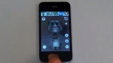 iPhone İçin Talking Tom Cat (Konuşan Kedi) Uygulaması