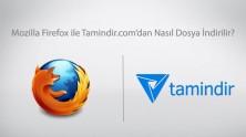 Mozilla Firefox İle Tamindir'den Program İndirme