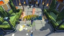 Captain America-The Winter Soldier Resmi Oyunu Tanıtım Videosu