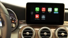 Mercedes ve Apple CarPlay