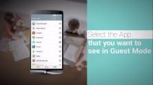 LG G3 Akıllı İpuçları: Misafir Modu