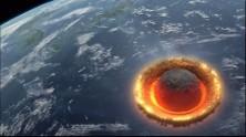 Ya Dünya'ya Ay Büyüklüğünde Bir Meteor Çarpsaydı?