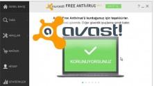 Avast! Free Antivirus Nasıl Yüklenir?