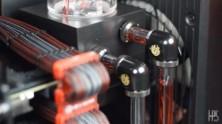 Su Soğutmalı Bilgisayar Kasası Toplama Sanatı