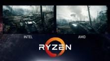 AMD Ryzen İşlemci Oyun Testinde Intel i7 6900K'yı Ezdi!