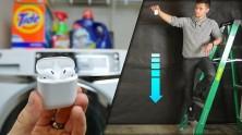 Apple AirPods Düşme ve Su Testinden Sağ Çıktı mı?