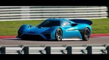Dünyanın En Hızlı Elektrik Motorlu Otonom Arabası NIO EP9 Böyle Rekor Kırdı