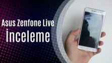 Asus Zenfone Live Akıllı Telefon İncelemesi (Adriana Lima da Bundan Kullanıyor!)
