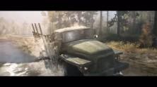 Spintires: MudRunner Oynanış Videosu Gönüllerimizi Fethediyor