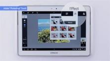 Adobe Photoshop Touch Uygulaması