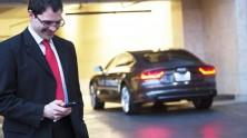 Audi'nin Sürücüsüz Park Edebilen Otomobili