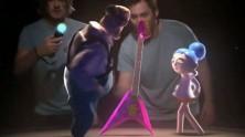 Playstation 4 Hareket Algılama Kontrolleri - Teknoloji Demo Videosu