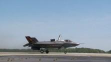 İlk F-35B Jet Dikey Kalkış Denemesi