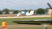 Terrafugia Uçan Otomobil Deneme Uçuşu
