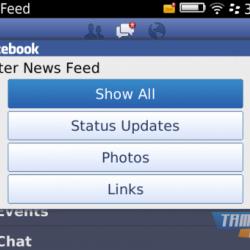 Facebook Mobil Ekran Görüntüleri - 4