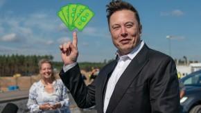 Elon Musk Yine Rekor Kırdı