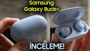 Galaxy Buds+ İnceledik!