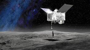 Asteroit Örnekleri Kayboluyor