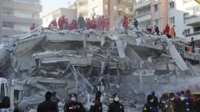 İzmir Depremi Sesi
